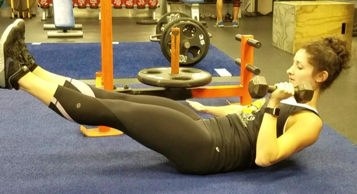 """<span class=""""entry-title-primary"""">Hollow Hold Press – Core Stability/Anti-Rotation w/ Shoulder Strength</span> <span class=""""entry-subtitle"""">Move It Monday</span>"""