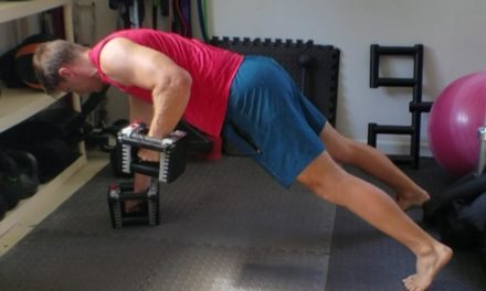 """<span class=""""entry-title-primary"""">Renegade Row – Core & Upper Back Strength</span> <span class=""""entry-subtitle"""">Move It Monday</span>"""