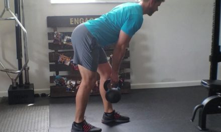 Move It: Split Stance DL – Hamstring Strength & Extensibility