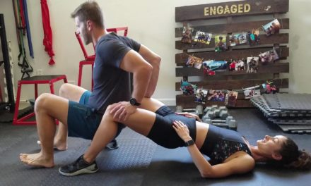 Work It – Outdoor Partner Full Body Workout