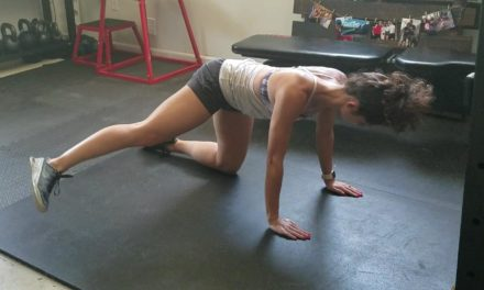 Quadruped Hip Rainbow – Hip Strength & Stability