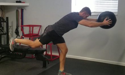 "<span class=""entry-title-primary"">Single Leg Med Ball Knee Drive Reach – Balance/Upper Body Control</span> <span class=""entry-subtitle"">Move It Monday</span>"