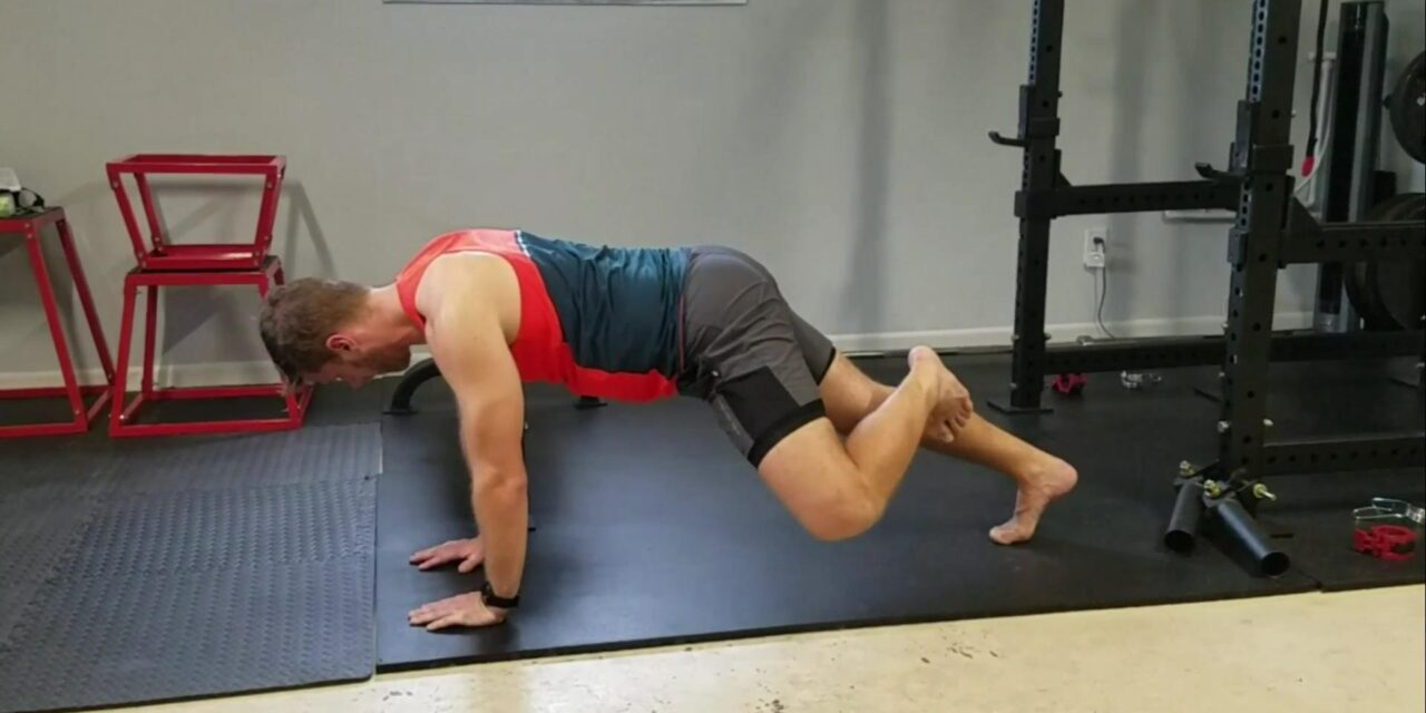 "<span class=""entry-title-primary"">Plank Hip External Rotation – Core/Hip Cohesive Stability</span> <span class=""entry-subtitle"">Move It Monday</span>"
